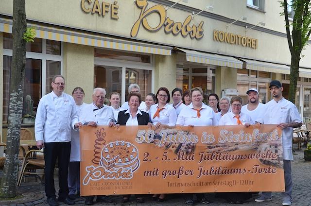 Italienischer Abend bei Café Probst