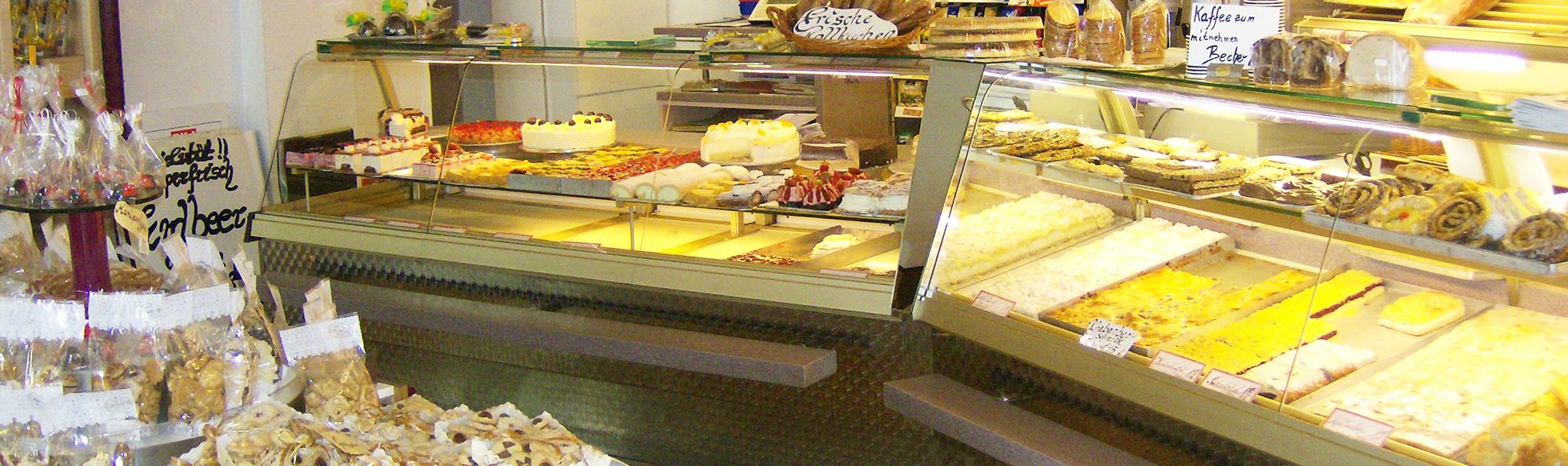 Café Konditorei Probst - Außenansicht